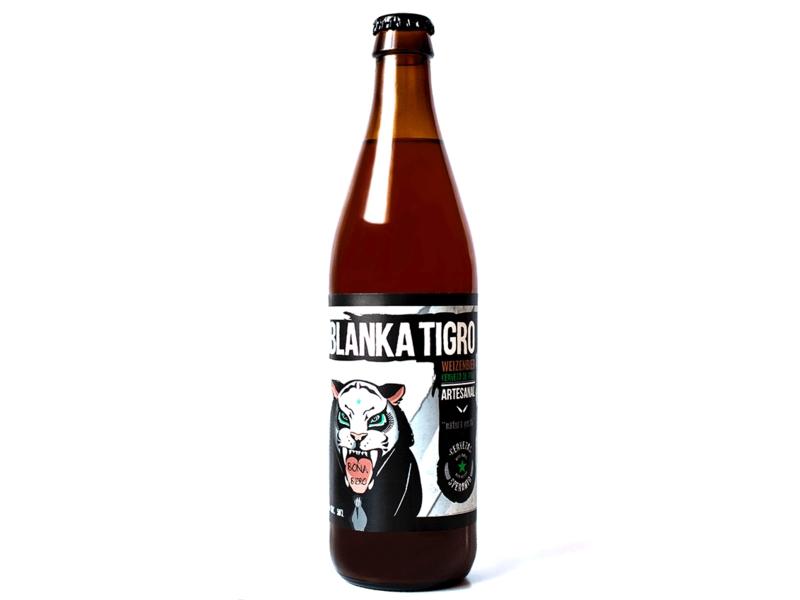 Cerveza Blanka Trigo
