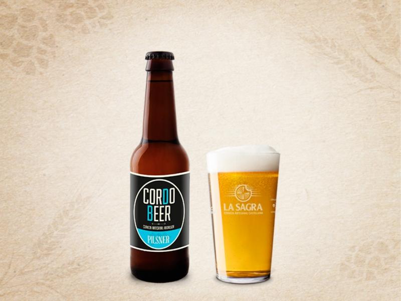 Cerveza Cordobeer Pilsner