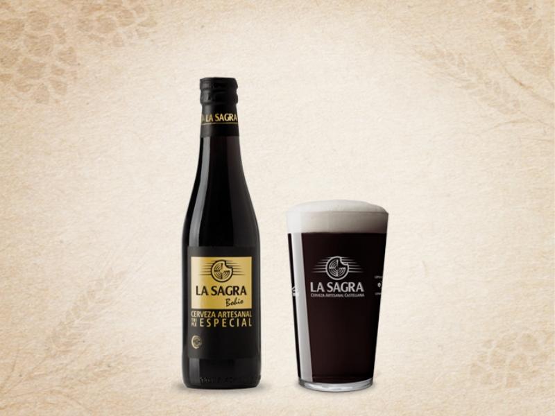 Cerveza La Sagra Bohio