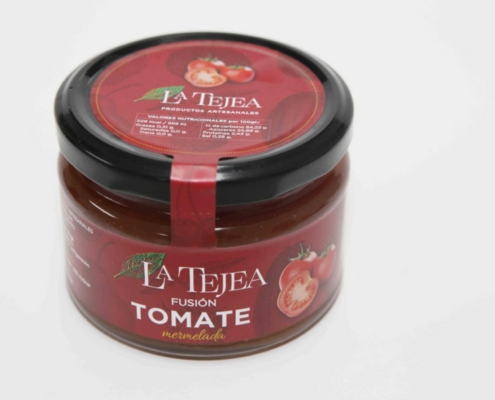 Mermelada la Tejea de Tomate