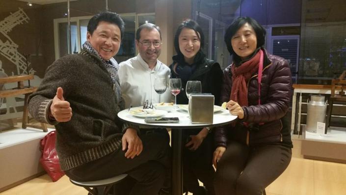 Amigos de Corea