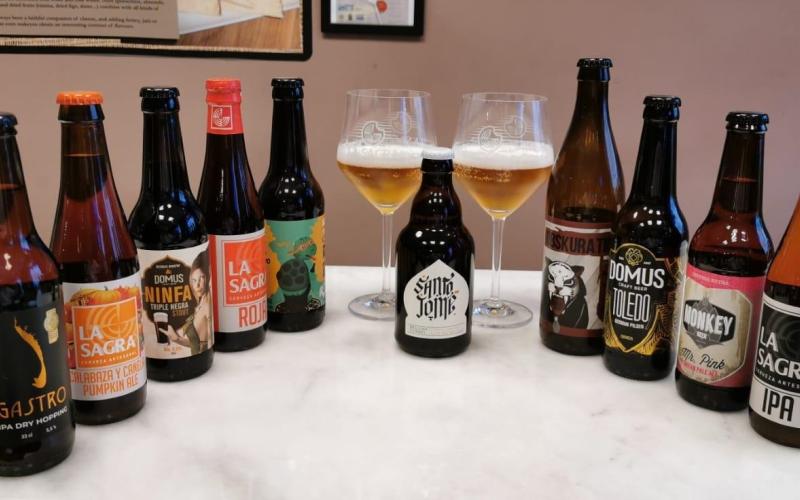 Degustación de Cervezas